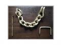 Šperk pre hlavohruď / Jewels for neckless man
