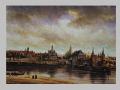 Pohľad na Delft / View of Delft