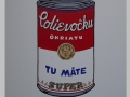 Plechovka polievky / Soup can