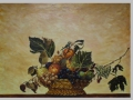 Zátišie s ovocím / Still life with fruits
