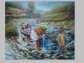 Pri potoku / By creek