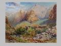 Skalnatá krajina / Rocky landscape