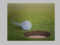 Život muža je ako golf / Man´s  life is like golf