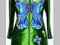 Motýlí kabát III / Butterfly coat III