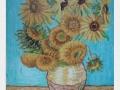 Slnečnice (Mníchov) / Sunflowers (Muenchen)